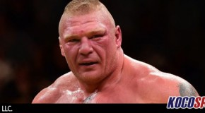 Brock Lesnar booked to compete at WWE's Royal Rumble on January 29th at the Alamodome in San Antonio