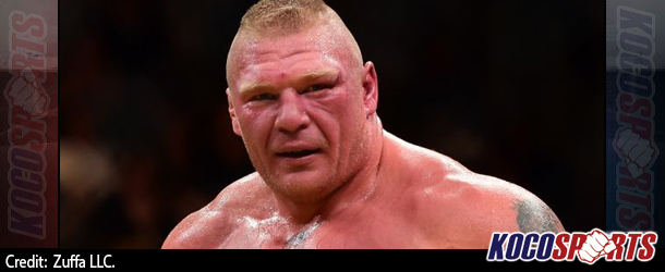 Brock Lesnar scheduled for next WWE appearance on the Dec 18th edition of Monday Night Raw