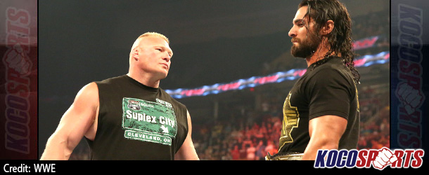 WWE Monday Night Raw results – 06/15/15 – (Suplex City re-opens as Brock Lesnar returns to Raw)