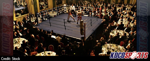"""Black-Tie Boxing phenomenon turning """"Fight Night"""" into a """"Night on the Town"""" as fans enjoy fine cuisine & luxurious surroundings"""