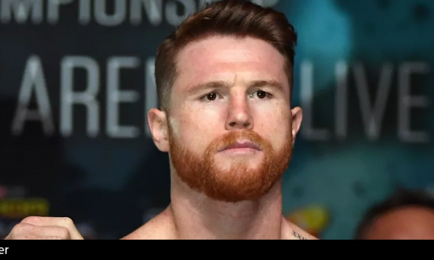 """Saul """"Canelo"""" Alvarez to face Rocky Fielding in super middleweight bout"""