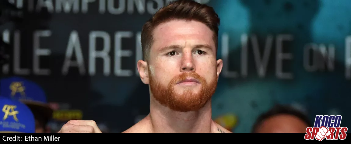 "Saul ""Canelo"" Alvarez to face Rocky Fielding in super middleweight bout"