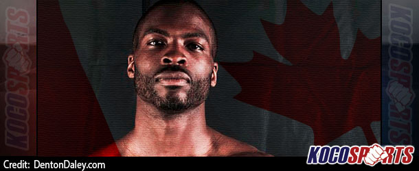 Denton Daley talks with Kocosports about his August 29th showdown with Giulian Ilie, in Mississauga, ON