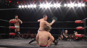 RoH 2/28/15 The Decade vs RedDRagon Tag Team Title Match