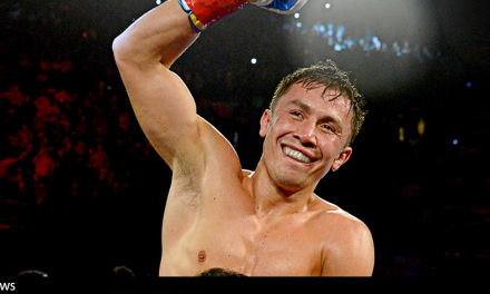 Gennady Golovkin knocks out Vanes Maritrosyan to retain middleweight titles