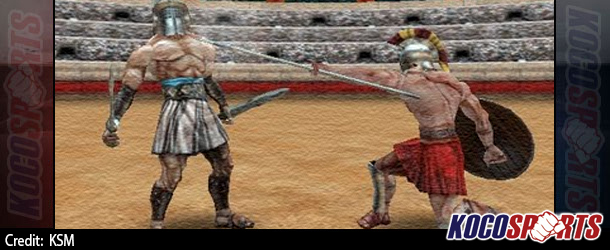 Combat Sports Arcade: Gladiators – (Flash Game)