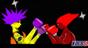 Combat Sports Arcade: Golden Glove Boxing – (Flash Game)