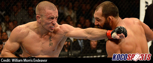 "Georges St. Pierre: ""Dana White can't relate to me, he doesn't know what it is to be a fighter"""