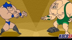 Combat Sports Arcade: GWA Wrestling Riot – (Flash Game)