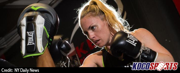 """Pro boxer, Heather """"The Heat"""" Hardy, set to make her pro MMA debut at Bellator 180"""