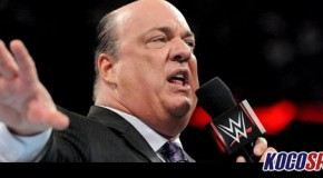 "Paul Heyman: ""WrestleMania week is quickly approaching the over-saturation point for indie promotions"""