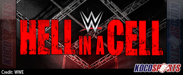 Video: WWE Hell in a Cell – 10/25/15 – (Full Show)