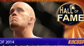 Jeremy Horn inducted into the Kocosports Combat Sports Hall of Fame