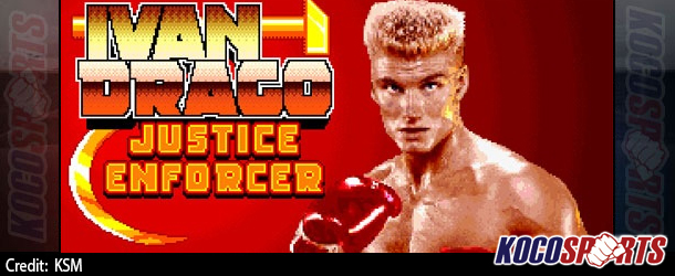 Combat Sports Arcade: Ivan Drago – (Flash Game)