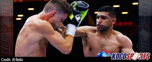 Amir Khan vows to help Pakistan produce boxing champs by setting up  a network of training academies across the country