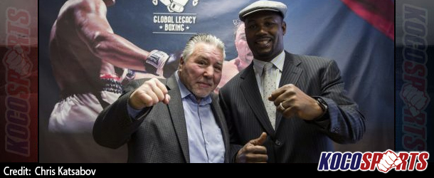 GLB's Toronto fight series looks to boxing history in an effort to sell the present and future