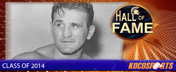 Mickey Walker inducted into the Kocosports Combat Sports Hall of Fame