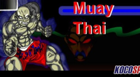 Combat Sports Arcade: Muay Thai – (Flash Game)