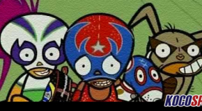 Combat Sports Arcade: Mucha Lucha – (Flash Game)