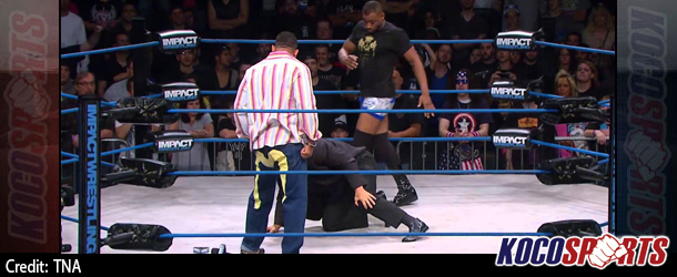 Video: TNA Impact Wrestling Coverage – 11/19/14 – (MVP explains why he attacked Kurt Angle)