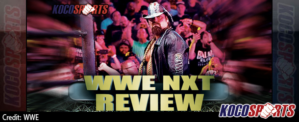 """Podcast: The Boom Boom Room – """"WWE NXT"""" Review – 10/21/15 – (James Storm thunders in NXT debut!)"""