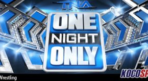"TNA ""One Night Only LIVE"" Results – 01/06/17 – (Eddie Edwards defends TNA world championship against EC3)"