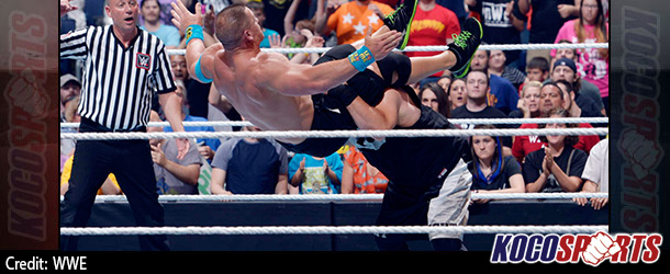 "Podcast: Koco's Corner – ""WWE Money in the Bank"" review – 06/14/15 – (Cena vs. Owens II)"