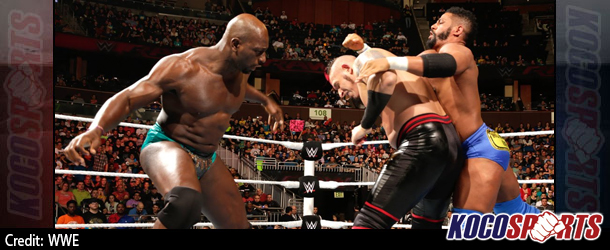 Video: WWE Monday Night Raw coverage – 02/16/15 – (The Prime Time Players reunite)
