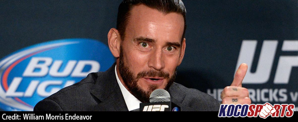 CM Punk in talks with Dana White; says he's pretty confident that his next fight will take place in the UFC