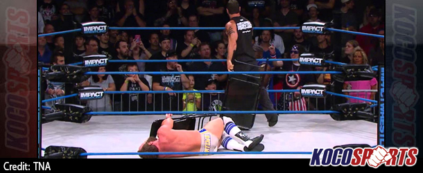 Video: TNA Impact Wrestling Coverage – 11/12/14 – (Aries calls out Lashley for his Dirty Tactics)