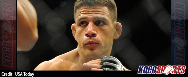 """Rafael Dos Anjos sounds off about Donald Cerrone's IV clearance: """"He has plenty of stomach left to drink beer & party"""""""