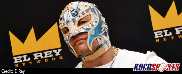 Rey Mysterio joins several other Lucha Underground & Impact stars featured on first AroLucha card