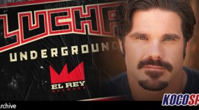 Joey Ryan signs contract with Lucha Underground; will make his debut on LU's 2nd season