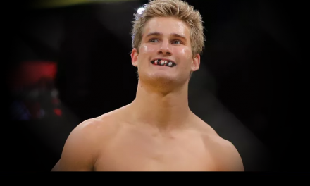 Dana White says Sage Northcutt's UFC contract expired and he has been let go