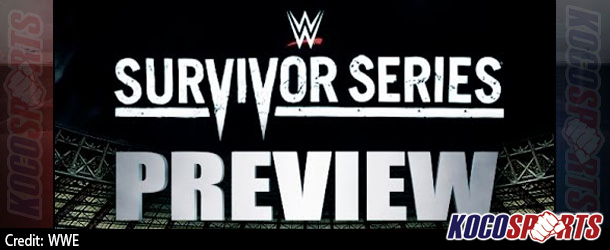 Podcast: Wrestle AM – 11/19/15 – (Preview for WWE Survivor Series)