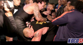WWE Monday Night Raw results – 07/20/15 – (Lesnar brawls with The Phenom; Divas revolution continues)