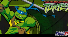 "Combat Sports Arcade: Teenage Mutant Ninja Turtles – ""Foot Clan Street Brawl"" – (Flash Game)"