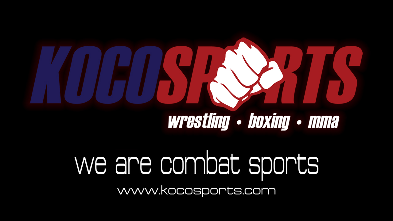 KocoSports Black – Wallpaper