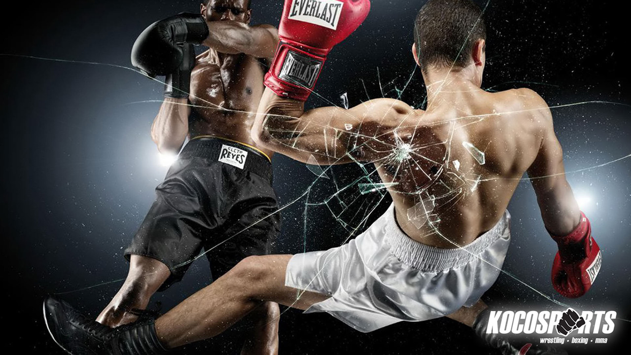 """Olympic Boxing """"You Got Knocked The Fuck Out"""" – Wallpaper"""