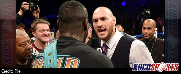 Deontay Wilder vs. Tyson Fury is an immense fight in both the US and UK says Promoter Lou DiBella