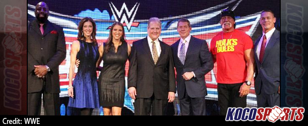 WWE announce that WrestleMania XXXIII will take place at AT&T Stadium in Dallas, TX